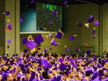 Graduation: Holly Springs High School 2017