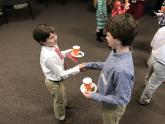 IMAGES: The rebirth of etiquette: Are manners dead, or have they simply been repurposed for a new generation of kids?