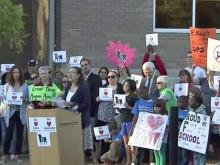 Parents fight against takeover of Durham schools