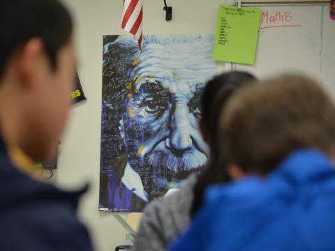 It was easy': Chapel Hill math prodigy earns top score on