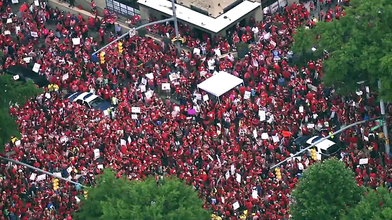 May 1 teacher rally: Who, where, when, why :: WRAL com