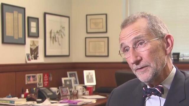 UNC System interim president Bill Roper