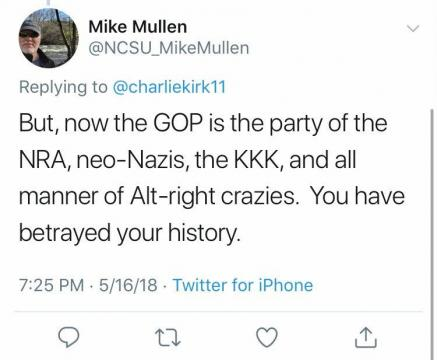 Mike Mullen tweet