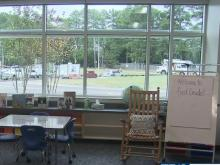 Raleigh students begin classes at new school