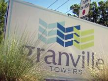 Granville Towers sign