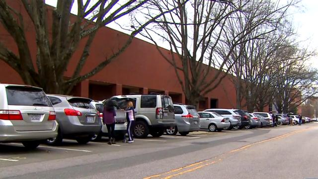 Students moving out due to coronavirus