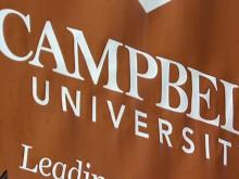 Campbell University banner