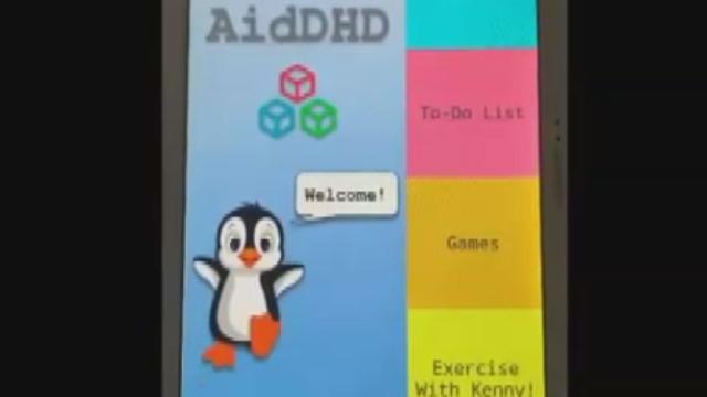 AidDHD app