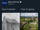 IMAGES: Duke, UNC apologize for racially insensitive tweets