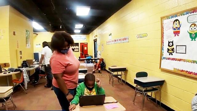 Boys & Girls Clubs help hundreds of Wake County families find safe learning spaces