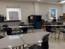 empty classroom, classroom generic