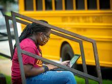 Gilford County smart buses