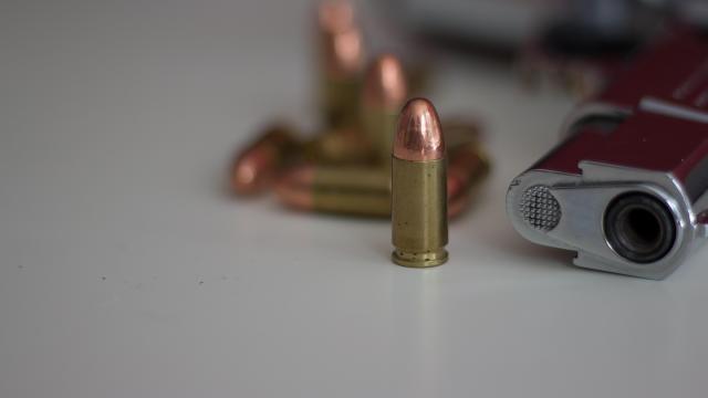 Gun violence handgun bullet stock photo from Pexels
