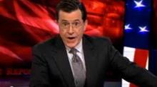 IMAGE: Colbert mocks Wake schools' assignment controversy
