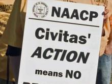 NAACP protests seminar by conservative group