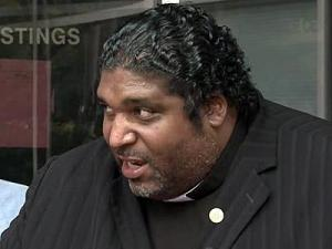 State NAACP President Rev. William Barber