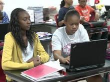 Raleigh high school focus is on science, engineering