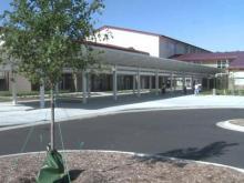 Walnut Creek Elementary opens in Raleigh