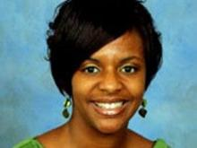 Syreeta Smith of North Forest Pines Elementary