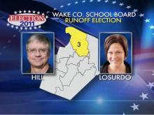 Heated school board race in final stretch