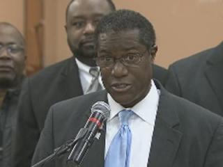 Rev. Earl Johnson