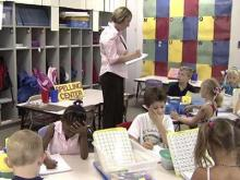 Wake schools pushing kindergarten enrollment