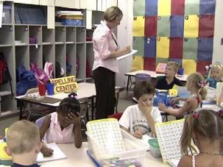 Wake schools pushing kindergarten enrollment