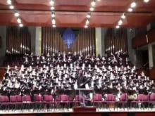 Wake County choirs hit the big stage in nation's capital