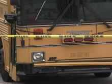 Students burned on Wake school bus in Knightdale