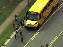 Wake schools adding more buses Tuesday