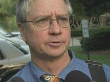Wake school board Chair Kevin Hill