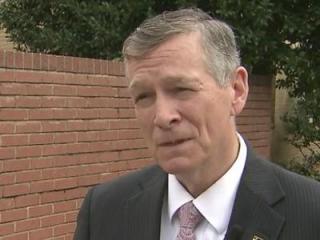 Wake County Commissioner Joe Bryan