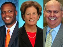 Wake superintendent candidates