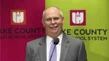 IMAGE: Dr. Jim Merrill, formerly with WCPSS, steps in as Wayne Schools superintendent