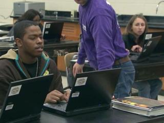 Wake County school officials are considering allowing students to bring their own laptops and tablets to school to boost student achievement.
