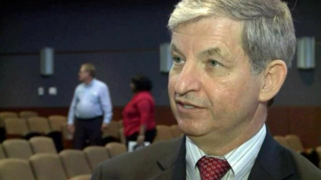 Wake County Commissioner Tony Gurley