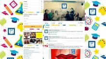Keeping students in the loop, tweet by tweet