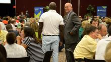 IMAGES: Strategic planning comes amid uncertainty for Wake schools
