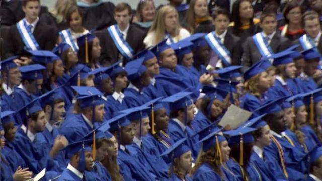 High school graduation generic