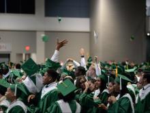 Graduation: Cary High School 2016 (June 10, 2016)