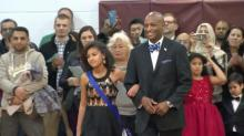 IMAGE: Inaugural ball celebrates class president at Raleigh school