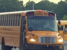 Wake County schools facing bus driver shortage