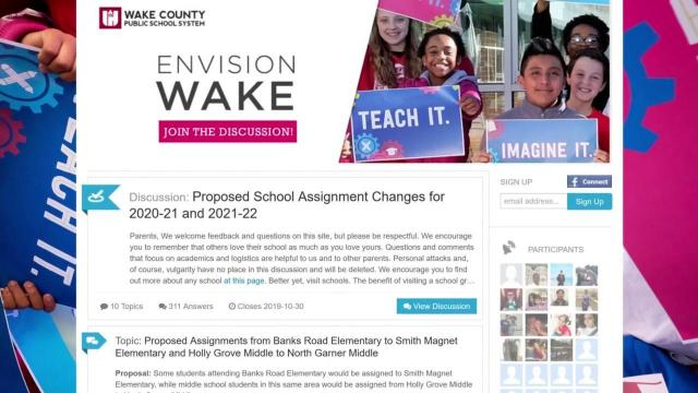 Some parents not happy with new student assignment proposal.