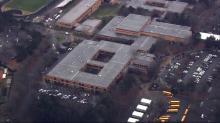 IMAGE: Students with pellet gun prompted lockdown at Leesville Road school campus in Raleigh