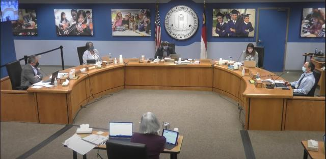 Wake County Board of Education approves budget increase request for county commission