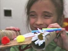 Children design high-tech gadgets
