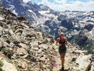 Tyler Strandberg was killed in a climbing accident in Wyoming. Her grandfather is former Lt. Governor Jim Gardner.