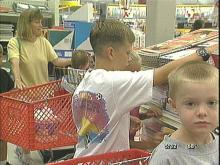 Summer Vacation Over for Many Area Students