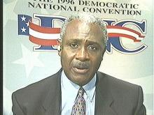 Gantt to Address Democratic Convention Tonight