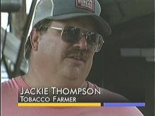 Tar Heel Tobacco Farmer Ponders His Future